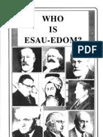 Who is Esau-Edom?