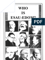 Who is Esau-Edom?