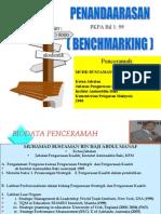 benchmarking  or Penandarasan oleh MUHD BUSTAMAN  IAB KPM