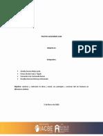 Ensayo #1 - Politics & Business Law