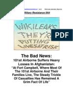 Military Resistance 9A4 Bad News and Good News[1]