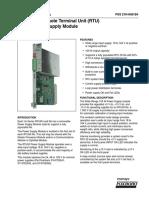 21H8A8B4_RTU50_Wide_Range_100W_Power_Supply_Module