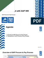 1.3 SAP Procure to Pay Process