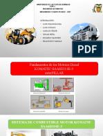 Sistema de los Motores Diesel
