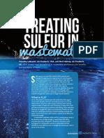 Treating sulphur in wastewater.pdf