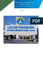Newsletter_Loi de Finances Complémentaire pour 2020_KPMG (1)