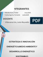 Estrategia e Innovación Energética(medio ambiente y desarrollo energético sostenible) (1).pptx