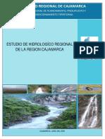 Estudio Hidrológico Cajamarca