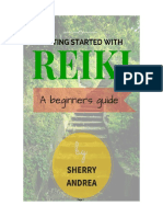 Getting Started With Reiki - A Beginners Guide by Sherry Andrea.en.Fr