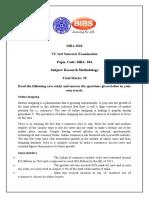 MBA 204_RESEARCH METHODOLOGY_2nd SEM