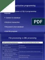 DB2-Application-programming-ppt