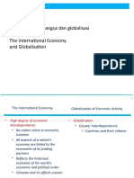 Chapter 1 The International Economy and Globalization