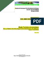 Etude technico-économique de la station de stockage de bitume.doc