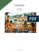 ¨Corral de los indios¨- Cultura material Taina (2020)