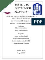 P1. CONDUCTORES ELECTRICOS