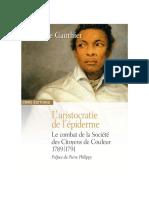 L aristocratie de l epiderme.pdf
