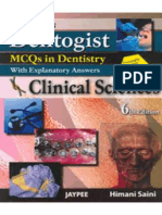 Bhatia's Dentogist MCQ in Dentistry with Explanatory Answers Clinical Sciences 6th Edition 2010 Full Book-TLS.pdf