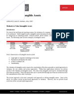 MPI - Valuation of Intangible Assets
