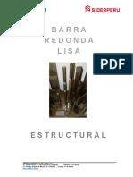 Barra Redonda Estructural