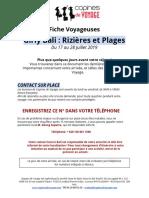 Fiche Voyageuses - Girly Bali _ Rizières & Plages du 17 au 28 Juillet 2019.docx