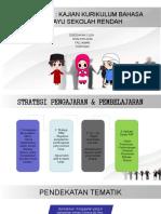 BMMB 3043 Strategi Pengajaran