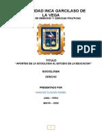 SOCIOLOGIA-ROMEL SANCHEZ CLAUDIO