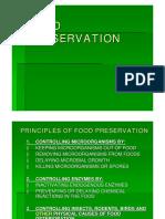 food preservation overview