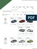 Promotions de l'Auto Expo 2014