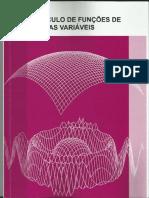 Apostila CFVV Cálculo de Funções com Várias Variaveis