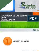 APLICACION NFPA EN NICARAGUA.pptx