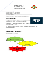 Guía de aprendizaje N1