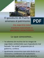 El Gasoducto de Puerto Rico y Su Amenaza al Patrimonio Cultural