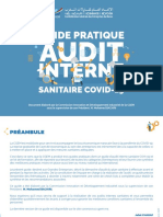 Guide Pratique_Audit Interne_Sanitaire COVID19