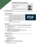Curriculum-vitae-Armando-Flores