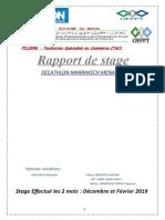 Rapport de stage decathlonD