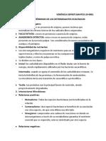 GLOSARIO DE TÉRMINOS DETERMINANTES ECOLÓGICOS MICROBIOLOGIA