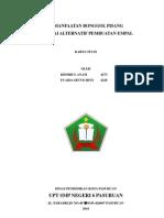 KIR - SMPN6 Pasuruan - Empal Bonggol Pisang