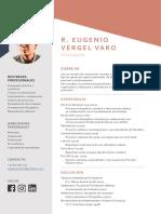 Curriculum Eugenio Vergel - Fotografo - Visual