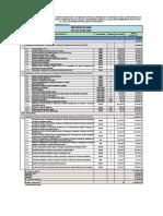 IOARR CORONAVIRUS Presupuesto Analítico Costos  Unitarios Exp Tecnico del COVID19 FINAL