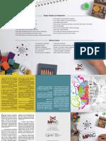 Folder Portifólio de Serviços
