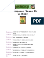 Jack Herer - The Emperor Wears No Clothes - History of Hemp