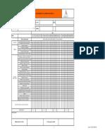 SIG-RE-HSEQ-18 Registro para Inspección preoperacional retroexcavaadora oruga