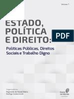 Estado, política e direito
