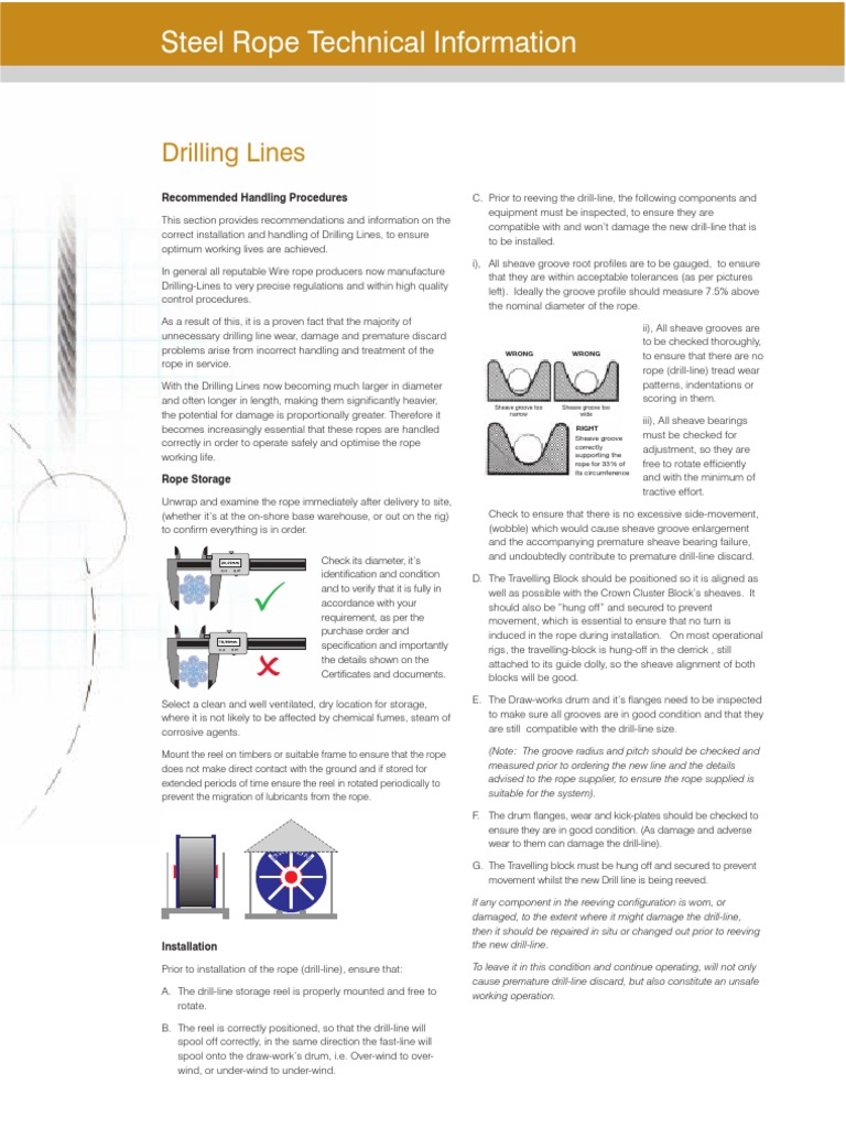 Contemporary Wire Rope Bending Stiffness Composition - Wiring ...