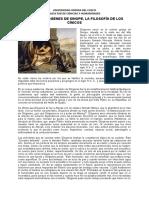2.- lectura LECTURA DIÓGENES DE CINOPE
