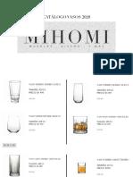 PDF Catalogo Vasos Mihomi