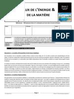 Application 02 Flux dénergie  de biomasse