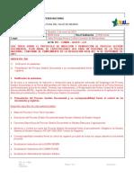 Ejemplo Formato 1DS-AC-0001 2019