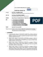 PROPUESTA DE FORMATO DE INFORME DEL DIRECTOR  A LA UGEL APRENDO EN CASA 2020 DREA ok
