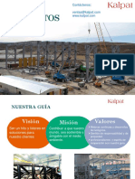 Brochure de Presentación - Kalpat